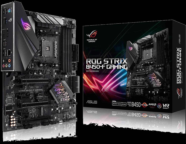 ASUS ROG STIX B350-F Gaming