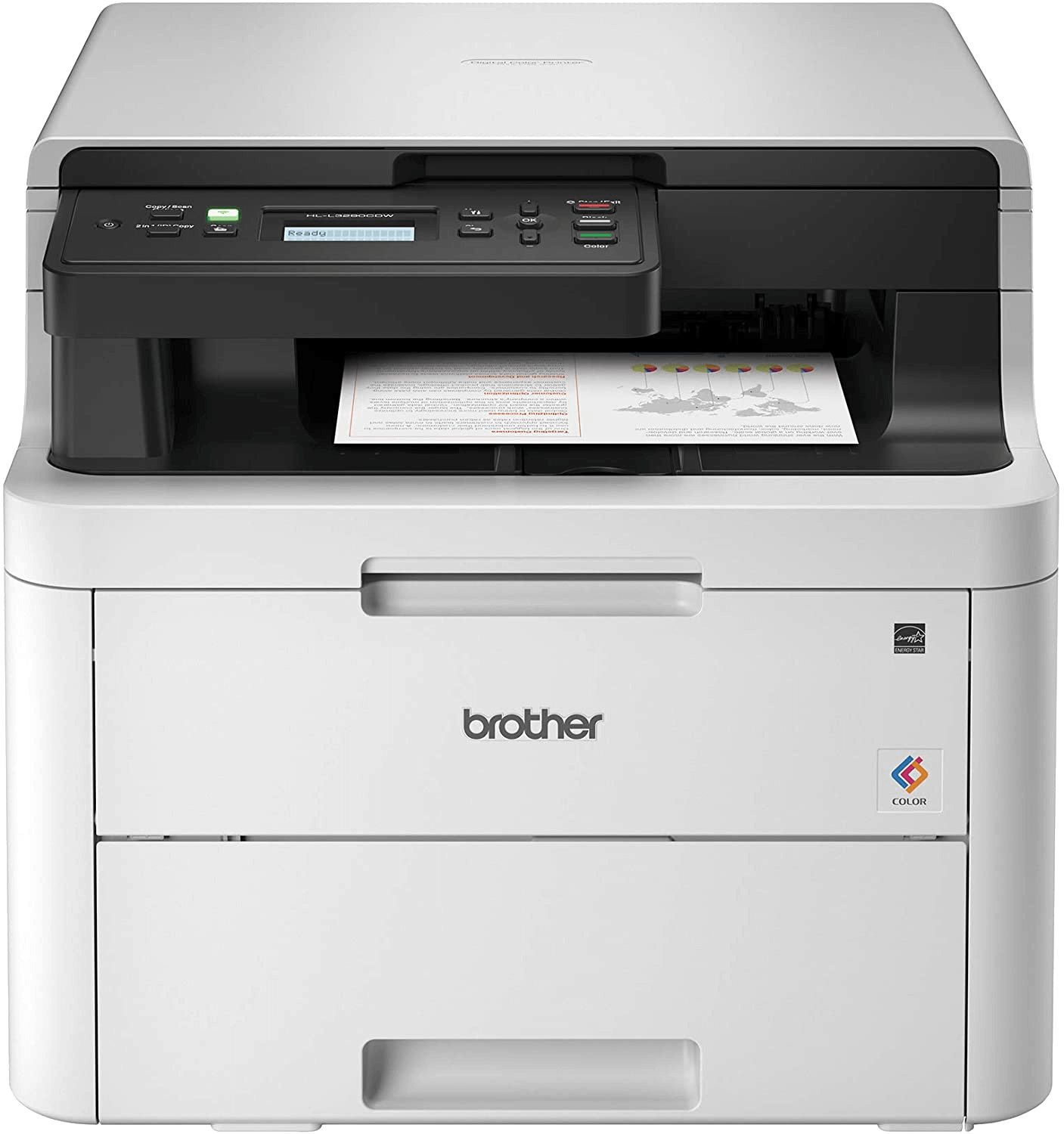 Brother HL-L3290CDW Compact Digital Color Duplex Printer