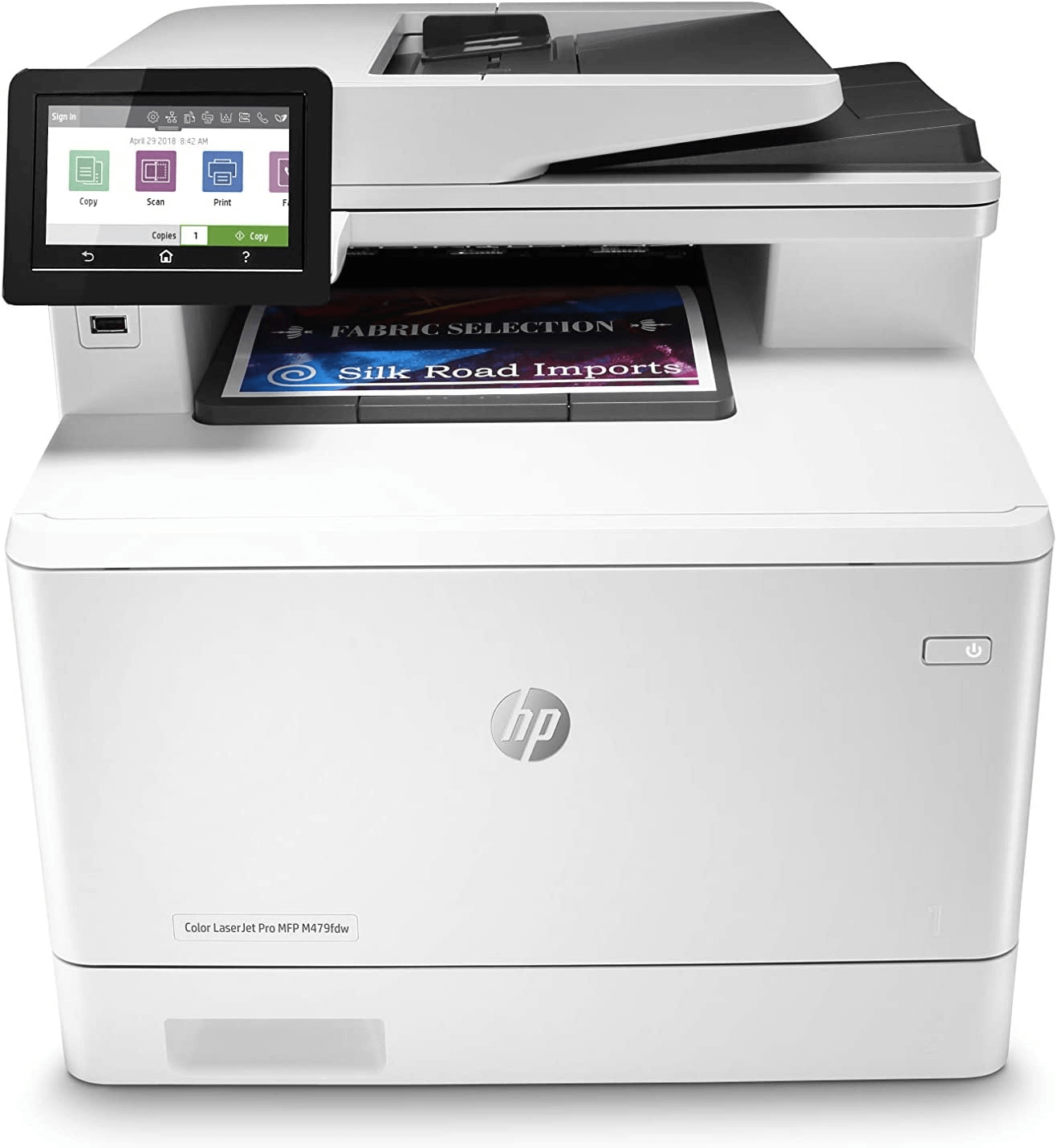 HP Color LaserJet Pro Multifunction Laser Printer