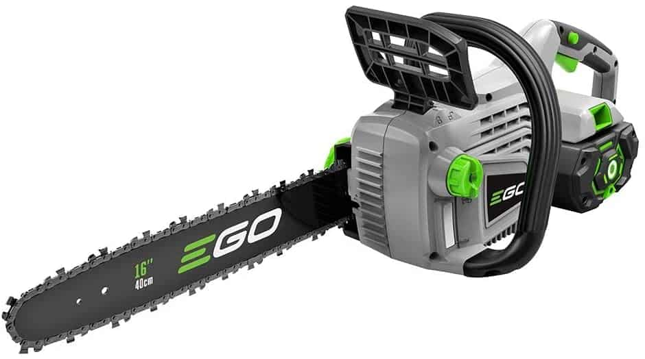 EGO Power+ CS1604 16-Inch 56-Volt Lithium-ion Cordless Chainsaw