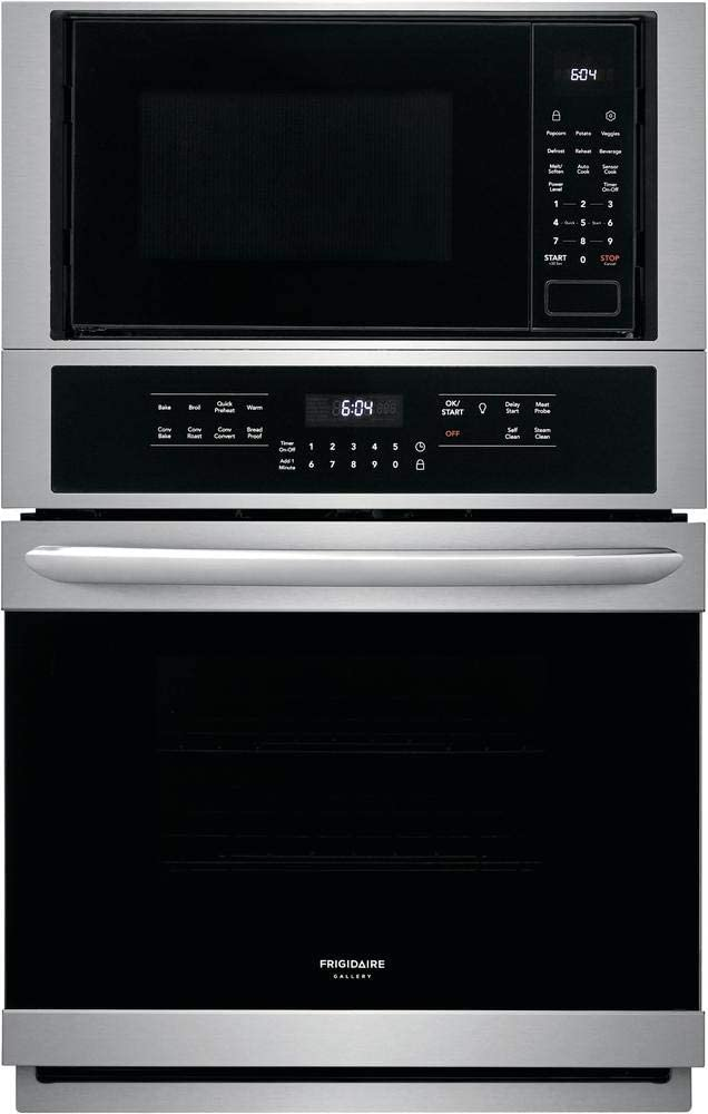 Frigidaire FGMC2766UF 27 Inch Gallery Series Electric Microwave Wall Oven