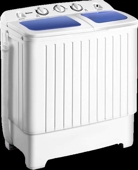 Giantex_Portable_Mini_Compact_Twin_Tub_Washing_Machine