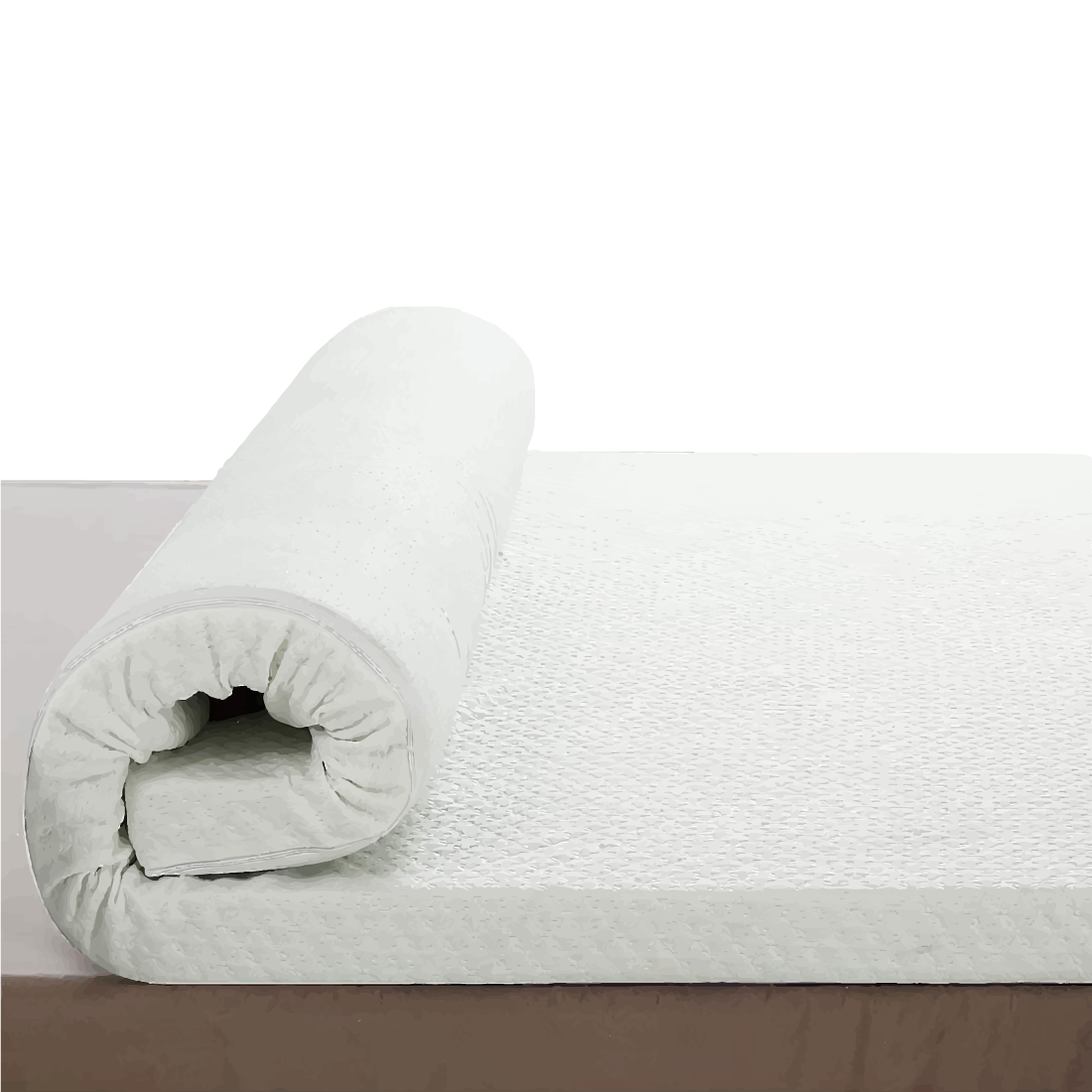 INGALIK-3-Inch-Memory-Foam-Mattress-Topper-Queen-Size-Bed-Topper