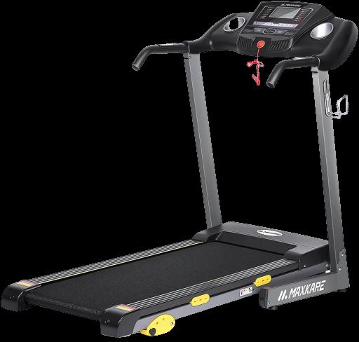 MaxKare_Folding_Treadmill