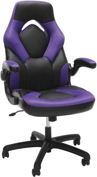 OFM_ESS-3085_Essentials_Gaming_Chair_In_Purple