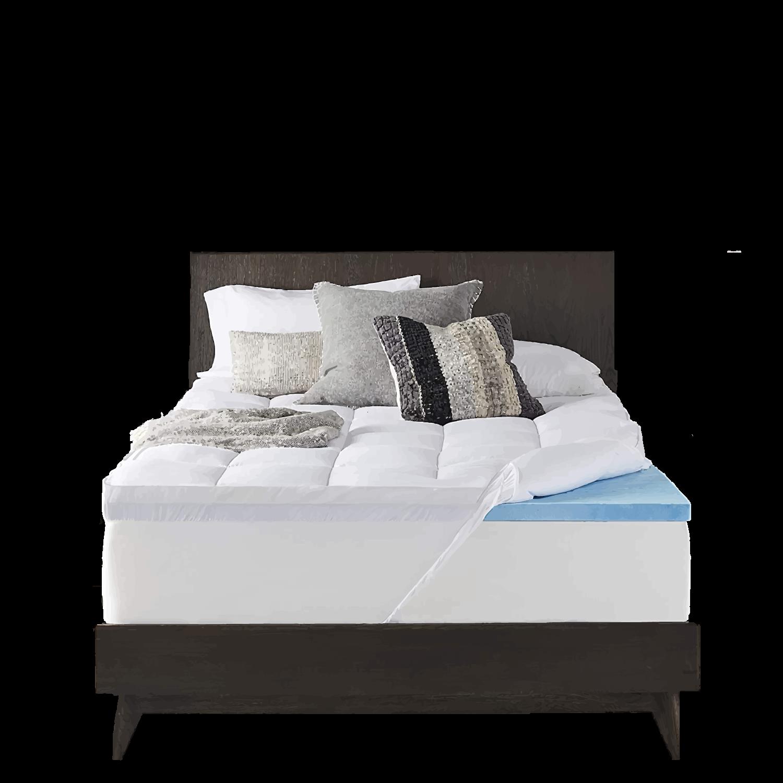 Sleep-Innovations-4-inch-Gel-Memory-Foam