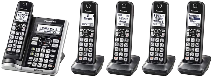 Panasonic_Link2Cell_Bluetooth_Cordless_Phone_System_with_Voice_Assistant-removebg-preview
