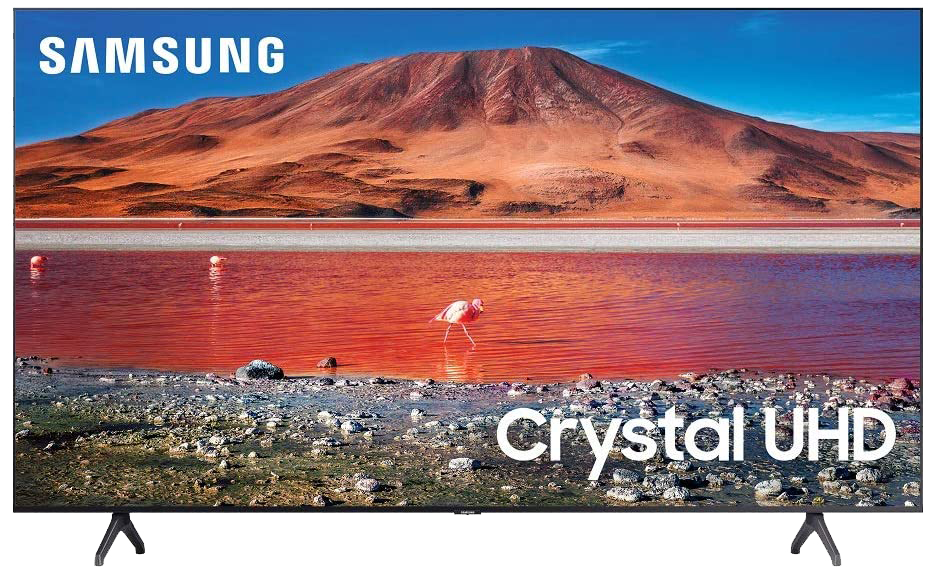 SAMSUNG 70 inch Class crystal UHD TU