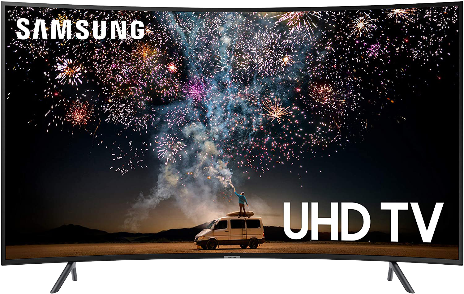 Samsung UN65RU7300FXZA curved 65 inch 4K UHD 7 series ultra smart TV