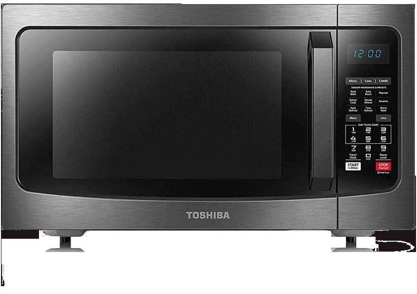Toshiba EC042A5C countertop convection microwave oven