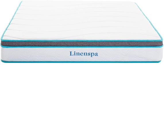 LINENSPA_8-Inch_Memory_Foam_and_Innerspring_Hybrid_Mattress-removebg-preview