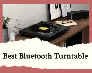 Best Bluetooth Turntable 2020