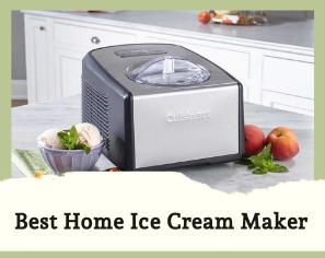 10 Best Home Ice Cream Maker 2020