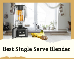 The Top 10 Best Single Serve Blenders